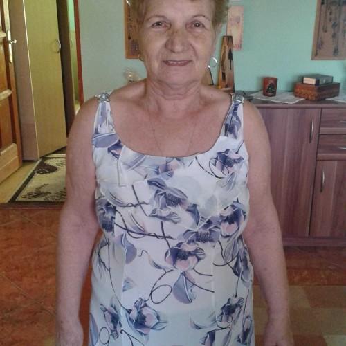 Társkereső adatai: Matild, Nő 79