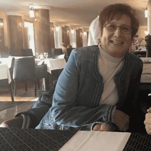 Társkereső adatai: RJudit, Nő 70