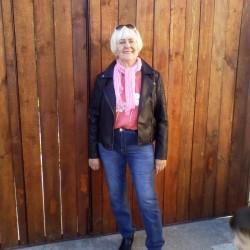 Társkereső adatai: Zsuli, Nő 64