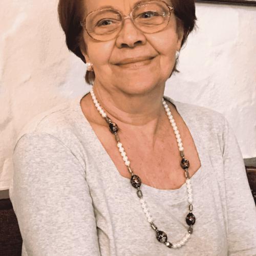 Társkereső adatai: Utazó, Nő 75